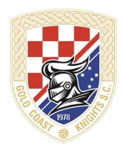 Gold Coast Knights team logo