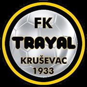FK Trayal team logo