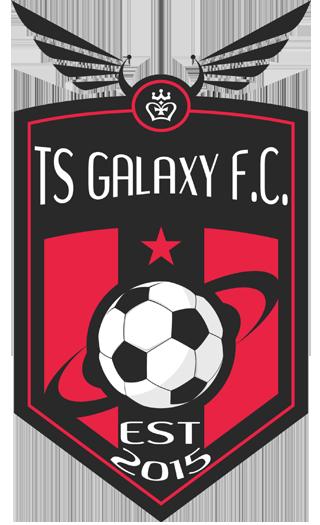 TS Galaxy FC team logo