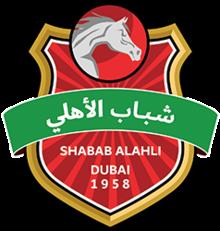 Shabab Al-Ahli Dubai team logo