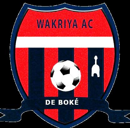 Wakriya AC team logo