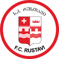 FC Rustavi team logo