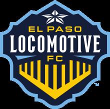 El Paso Locomotive team logo