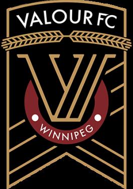 Valour FC team logo
