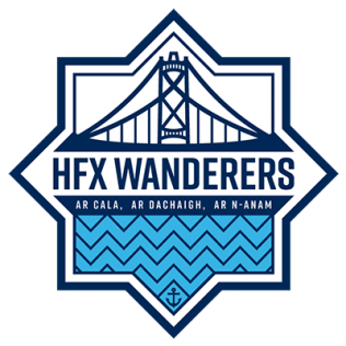HFX Wanderers team logo