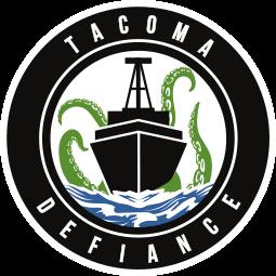 Tacoma Defiance team logo