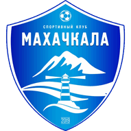 FK Makhachkala team logo
