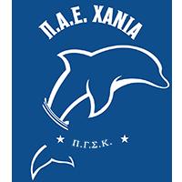 PAE Chania team logo