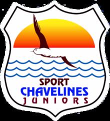 Chavelines Juniors team logo