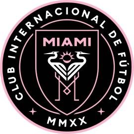 Inter Miami team logo