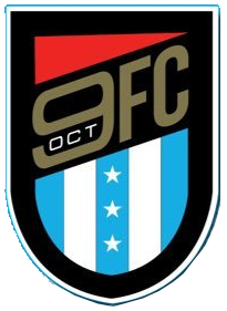 9 de Octubre team logo
