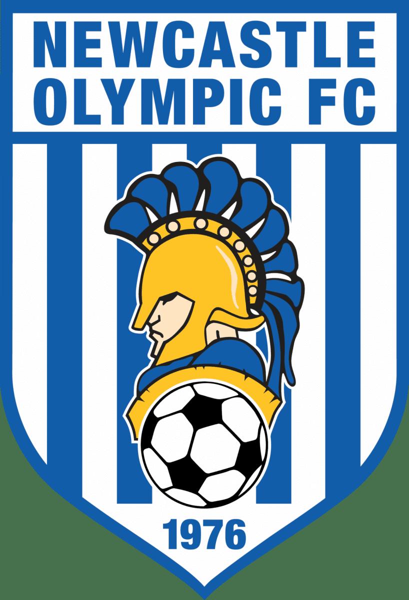 Newcastle Olympic team logo