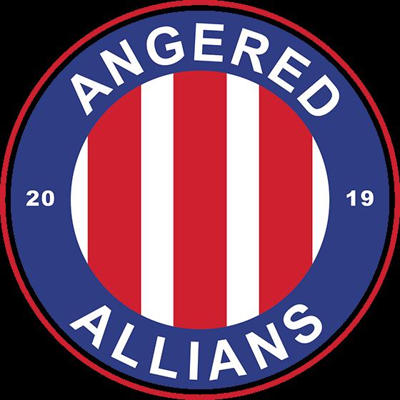 Angered BK team logo