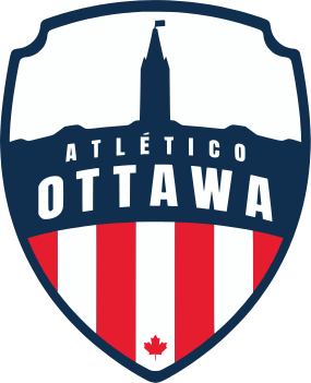 Atletico Ottawa team logo