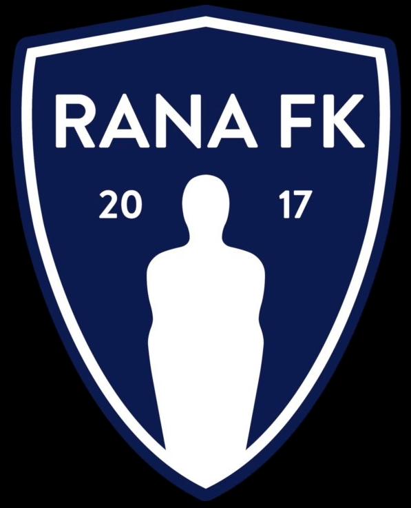 Rana FK team logo