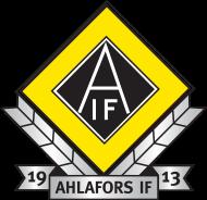 Ahlafors IF team logo