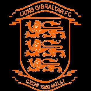 Lions Gibraltar team logo