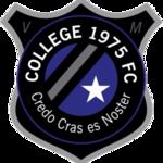 College 1975 team logo