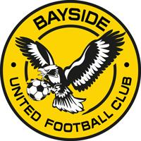 Bayside United team logo