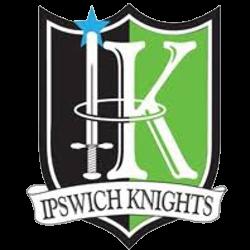 Ipswich Knights team logo