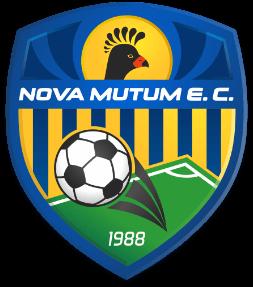 Nova Mutum team logo