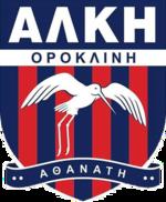 Alki Oroklini team logo