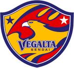 Vegalta Sendai team logo