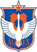 Albirex Niigata team logo
