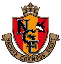 Nagoya Grampus team logo