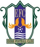 Ehime FC team logo