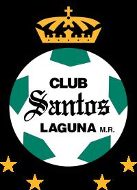 Santos Laguna team logo