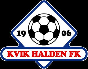 Kvik Halden team logo