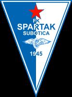Spartak Subotica team logo