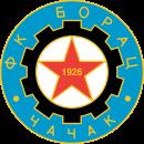 Borac Cacak team logo