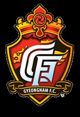 Gyeongnam FC team logo