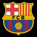 Barcelona B team logo