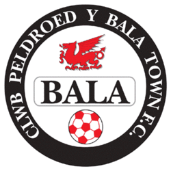 Bala Town team logo