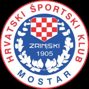 Zrinjski Mostar team logo