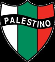Palestino team logo