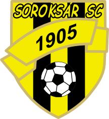 Soroksar team logo