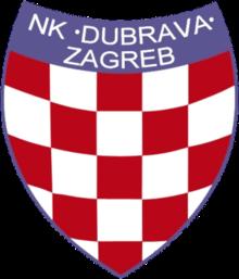 Dubrava Zagreb team logo