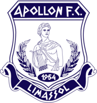 Apollon Limassol team logo