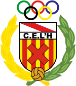 LHospitalet team logo