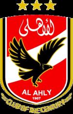 Al Ahly Cairo team logo