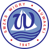 Wigry Suwalki team logo