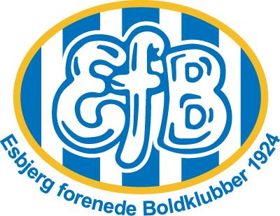 Esbjerg team logo