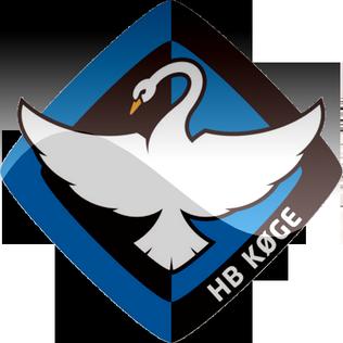 HB Koge team logo