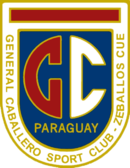 General Caballero team logo