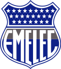 Emelec team logo