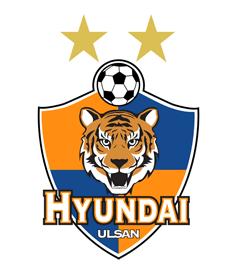 Ulsan Hyundai FC team logo